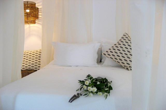Honeymoon suites at Boutique Hotel in Naxos