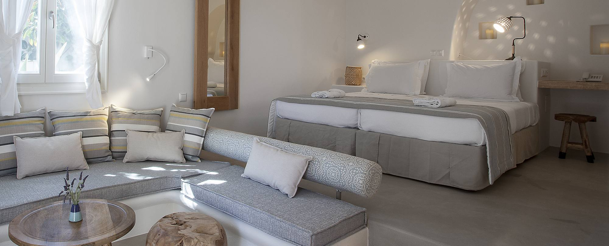 Naxos Greece Suites