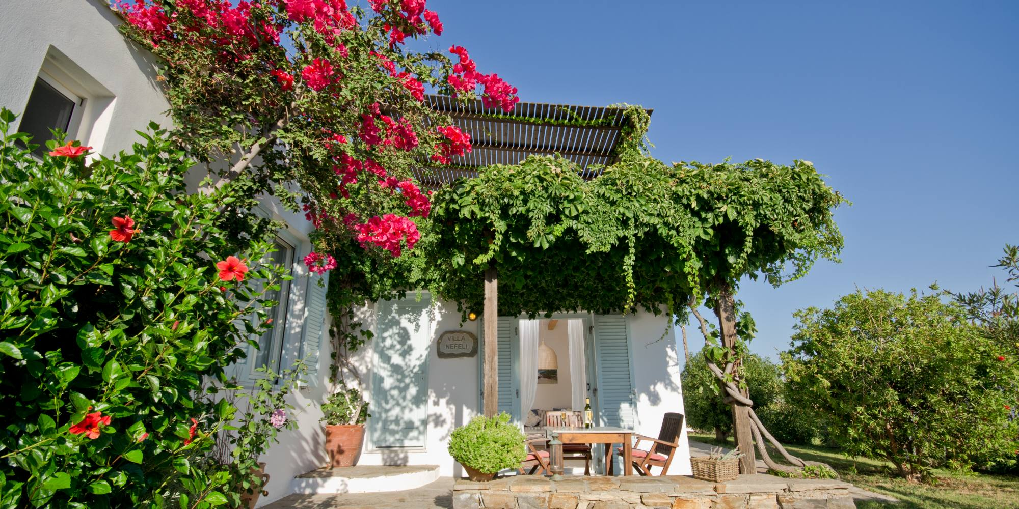 Kavos Boutique Hotel Accommodation in Naxos Apartments